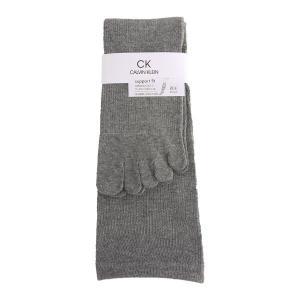 メール便(15) カルバン クライン Calvin Klein 着圧 ソックス 5本指 靴下 ハイソックス 消臭 カルバンクライン|SHIROHATO(白鳩)