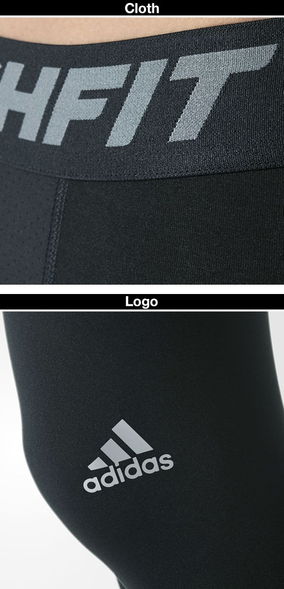 (アディダス)adidas テックフィット BASE ロングタイツ