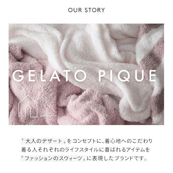 (ジェラートピケ)gelato pique レディース'ベビモコ'ロゴジャカードプルオーバー ジェラピケ パジャマ ルームウェア