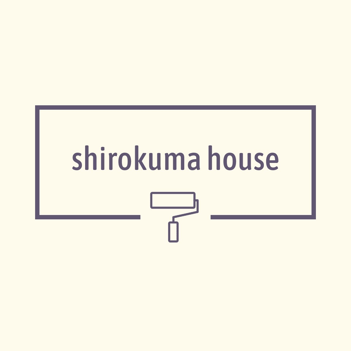 shirokuma house ロゴ