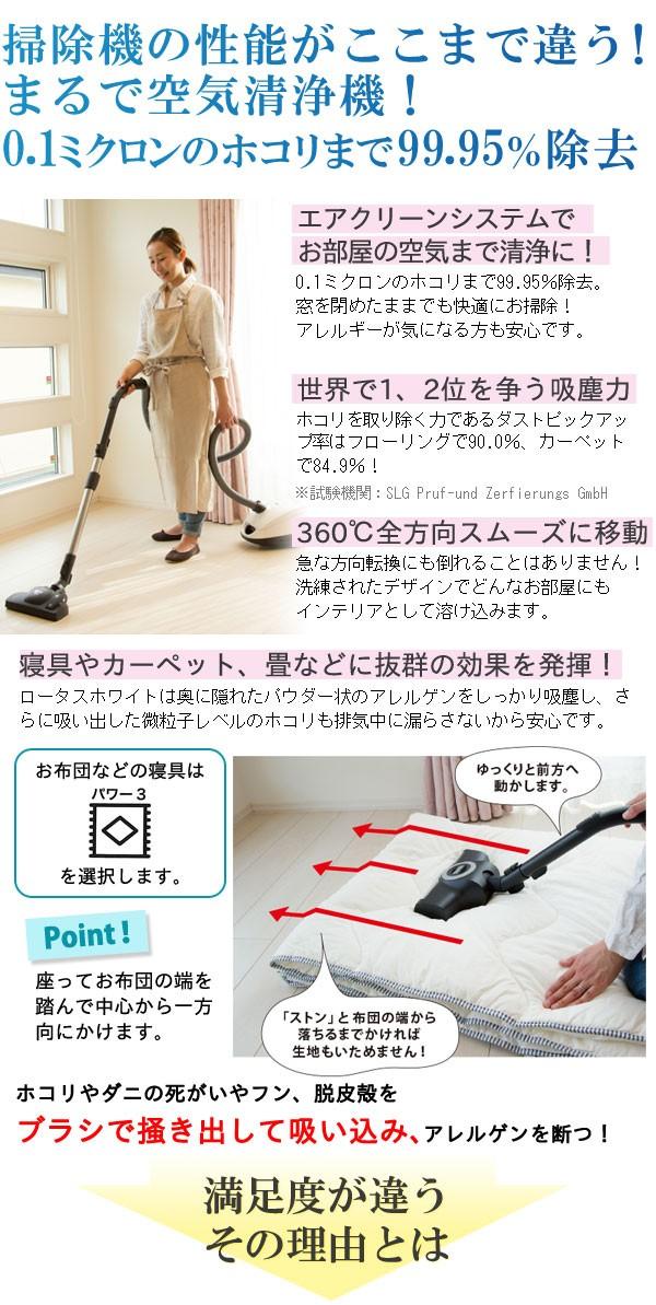 ミーレ掃除機はまるで空気清浄機!0.1ミクロンのホコリまで99.95%除去!