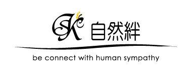自然絆ショップ ロゴ