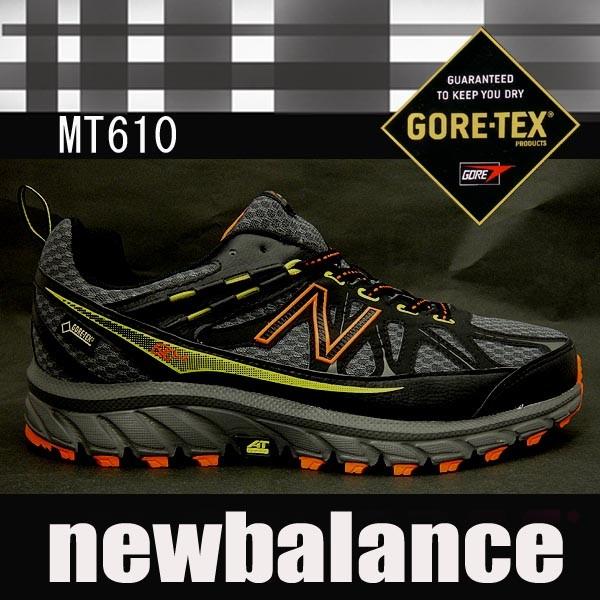 ニューバランス ゴアテックス MT610 2E newbalance