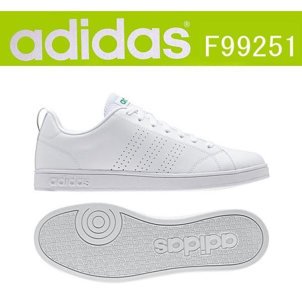 adidas neo スニーカー 白