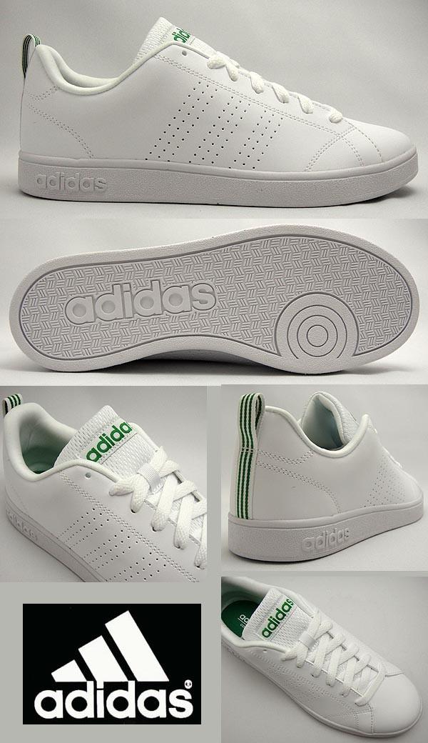 メンズ スニーカー 白 adidas