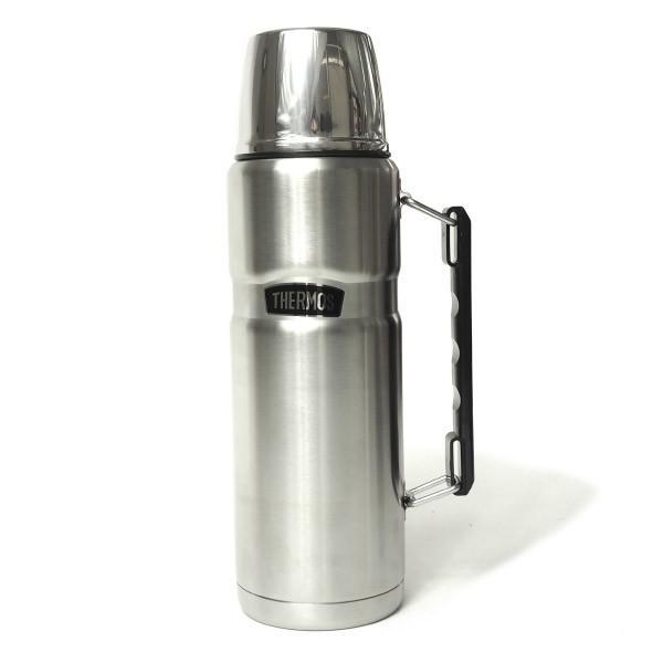 サーモス THERMOS ステンレスボトル ステンレス製携帯用まほうびん ROB-001 メンズ レディース shoesbase 09