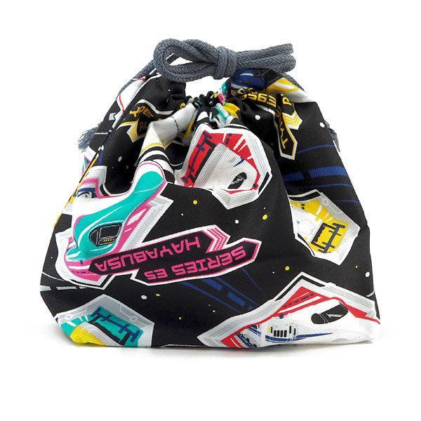 プラレール ランチ袋 巾着ランチ プラレール 1182231 HPL2-1400 キッズ|shoesbase2nd|06