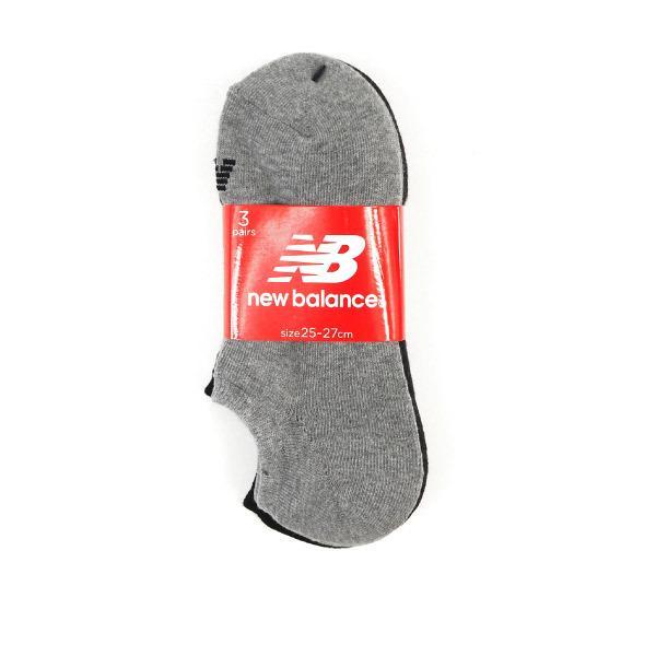 ニューバランス newbalance 靴下 スニーカーレングス 3Pソックス JASL7791 シューズ関連アイテム shoesbase2nd 05