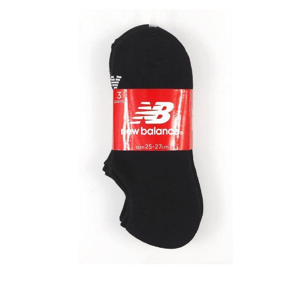 ニューバランス newbalance 靴下 スニーカーレングス 3Pソックス JASL7791 シューズ関連アイテム shoesbase2nd 06