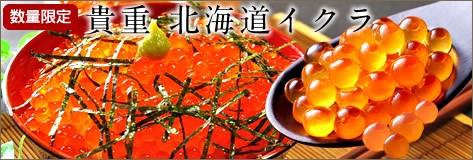 北海道産いくら イクラ 産地直送 秋鮭 魚卵 醤油漬