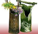 信楽焼 花器・花瓶