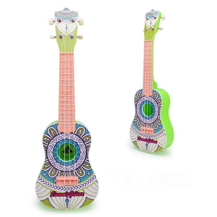 子供用ウクレレ おもちゃ 楽器 音楽知育玩具 21インチ 4弦|shop-always|08