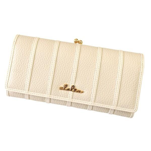 財布 長財布 レディース がま口 大容量 フラップ 札入れ 二層 ストライプ がま口長財布 Clelia CL-10269|shop-kazzu|34