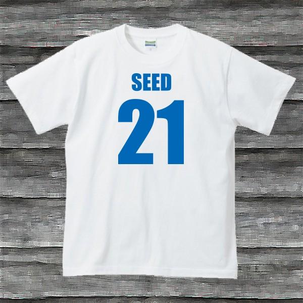 背番号TシャツType1