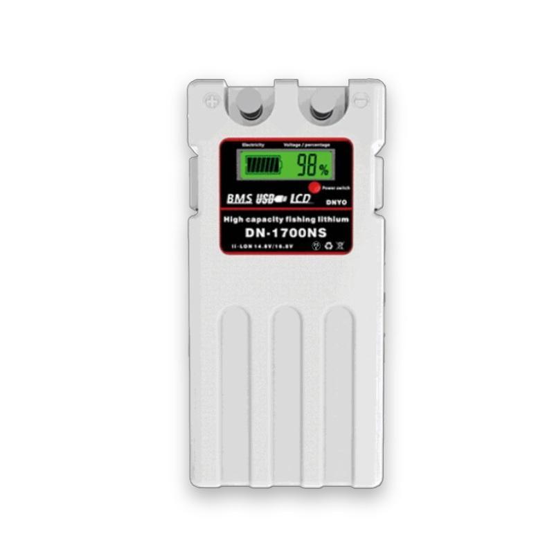 ダイワ シマノ 電動リール用 スーパーリチウム バッテリー カバーセット 14.8V 超大容量 14000mAh パナソニックセル内蔵 shopduo 11