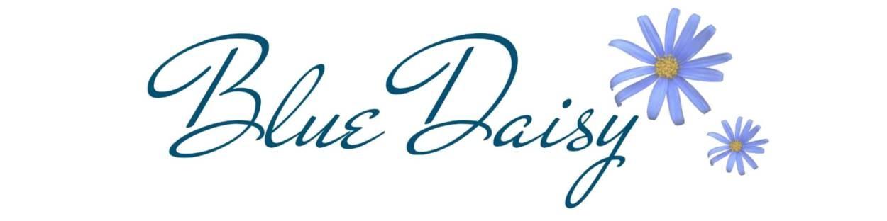 BLUE DAISY ロゴ