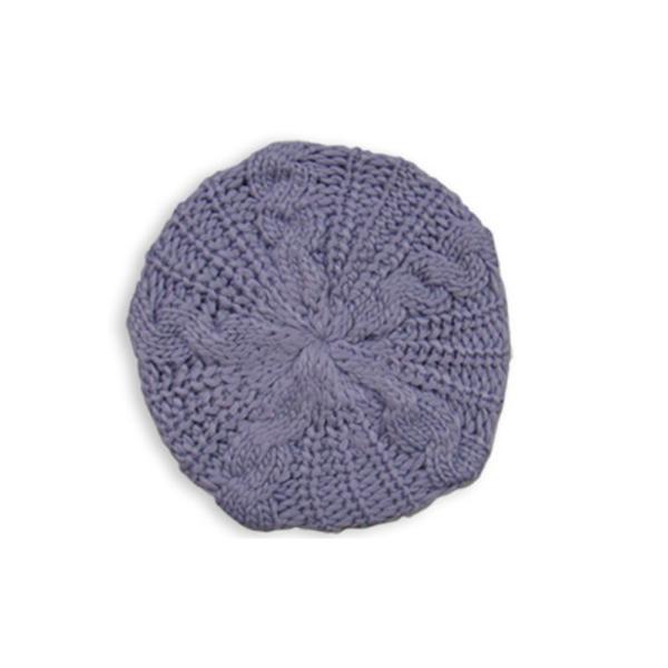 レディース 帽子 ニットベレー帽 ニット帽 ベレー帽 ゆったり 秋 冬 ふわふわ 毛糸 暖か ざっくり 編み ベーシック mz2288|shopzero|26
