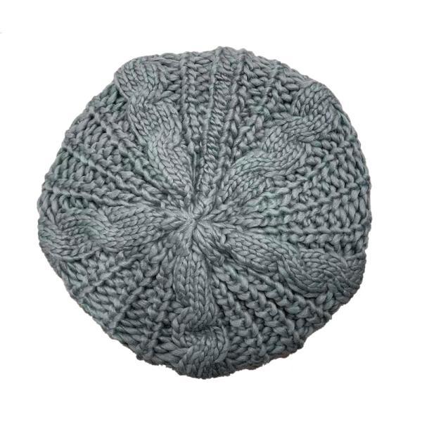 レディース 帽子 ニットベレー帽 ニット帽 ベレー帽 ゆったり 秋 冬 ふわふわ 毛糸 暖か ざっくり 編み ベーシック mz2288|shopzero|19