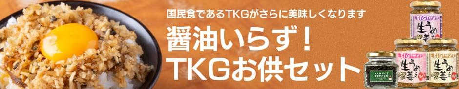 TKGお供セット
