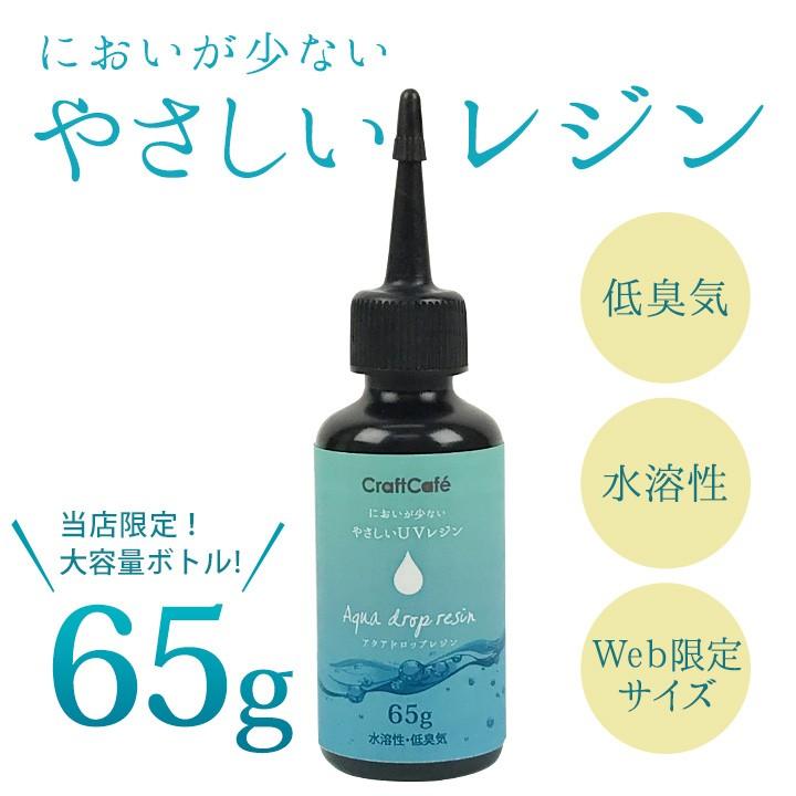 【20%OFF】水溶性アクアドロップレジン発売記念クーポン