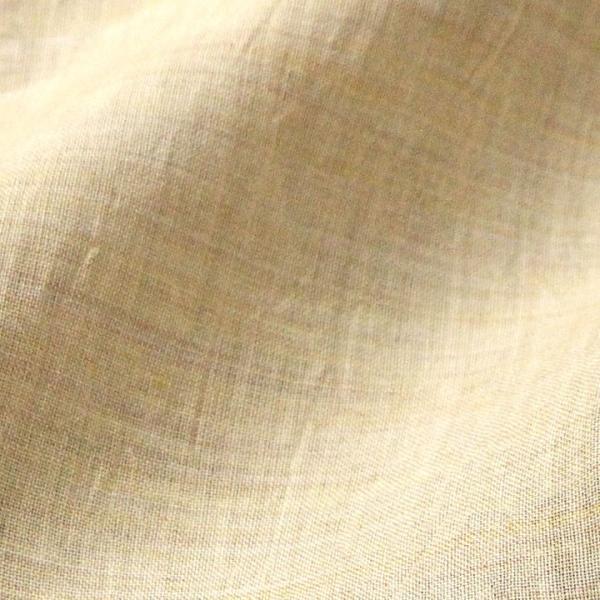 近江ちぢみ無地カラーリネン (50cm単位)    近江の麻 リネン100%  切売り 生地 布 近江麻 亜麻 ナチュラル shugale1 12