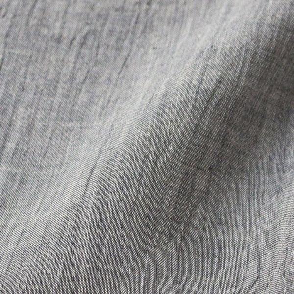 近江ちぢみ無地カラーリネン (50cm単位)    近江の麻 リネン100%  切売り 生地 布 近江麻 亜麻 ナチュラル shugale1 16