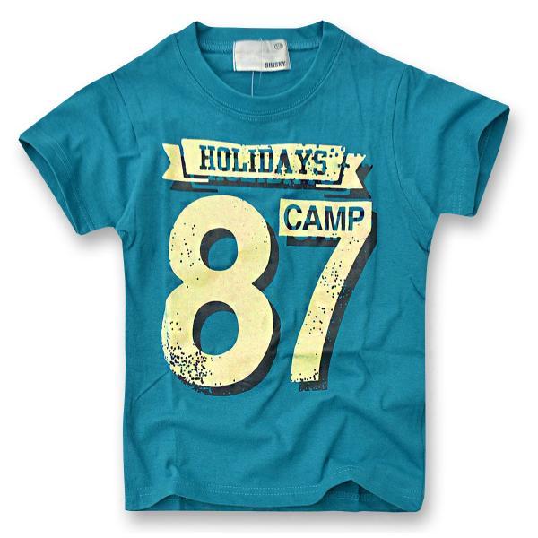 SHISKY アメカジ・プリントTシャツ キッズ ジュニア カレッジデザイン 半袖 ティーシャツ 男の子 110 120 130 140 150 160 2点以上で送料無料|sime-fabric|28