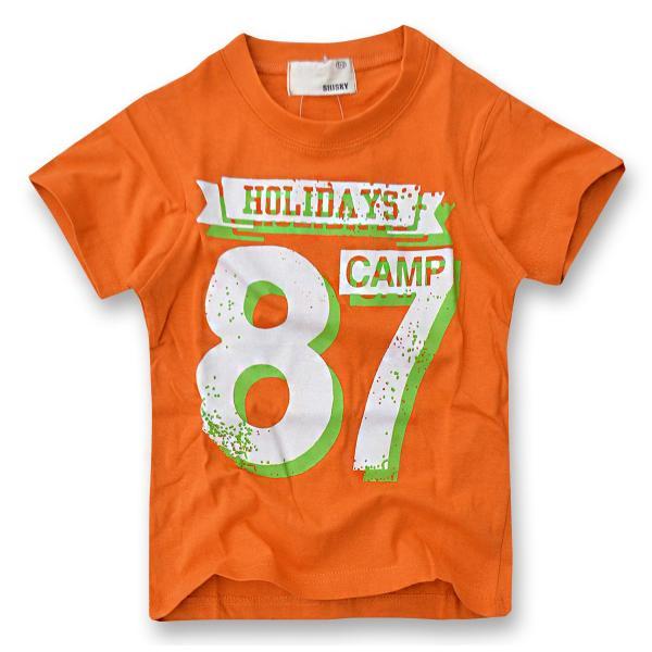 SHISKY アメカジ・プリントTシャツ キッズ ジュニア カレッジデザイン 半袖 ティーシャツ 男の子 110 120 130 140 150 160 2点以上で送料無料|sime-fabric|29