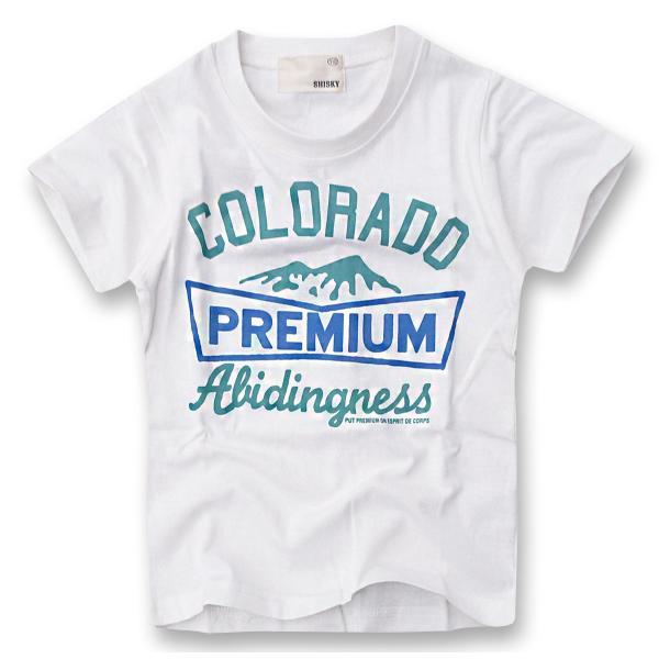 SHISKY アメカジ・プリントTシャツ キッズ ジュニア カレッジデザイン 半袖 ティーシャツ 男の子 110 120 130 140 150 160 2点以上で送料無料|sime-fabric|30
