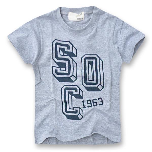 SHISKY アメカジ・プリントTシャツ キッズ ジュニア カレッジデザイン 半袖 ティーシャツ 男の子 110 120 130 140 150 160 2点以上で送料無料|sime-fabric|38