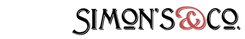 WEB STORE of Simon's&co. Matsumoto, NAGANO