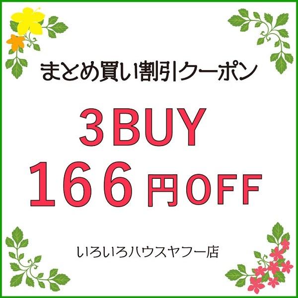 【3BUY 166円OFFクーポン♪】