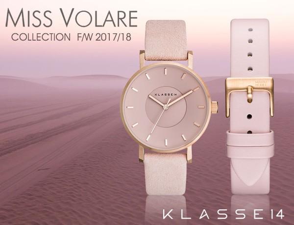 KLASSE14 Miss Volare F/W 2017/18 腕時計