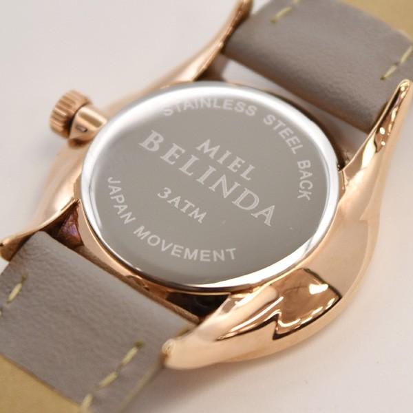 MIEL BELINDA ミエル ベリンダ 腕時計 レディース