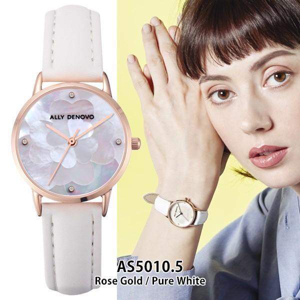 ALLY DENOVO アリーデノヴォ 腕時計 レディース クロリスパール Chloris Pearl 28mm sincere-inc 16