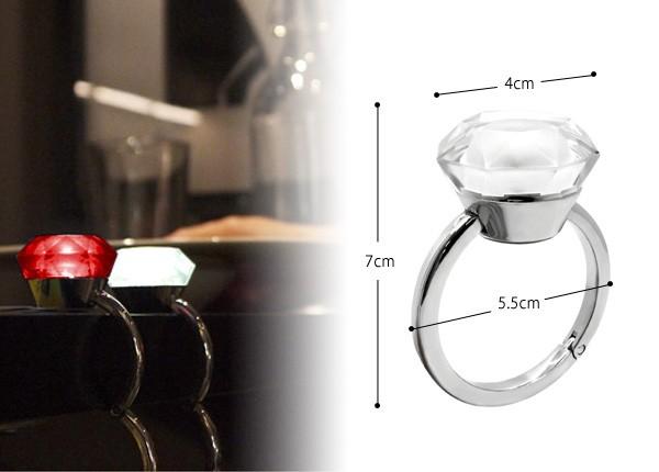 LEDダイヤモンドバックハンガー