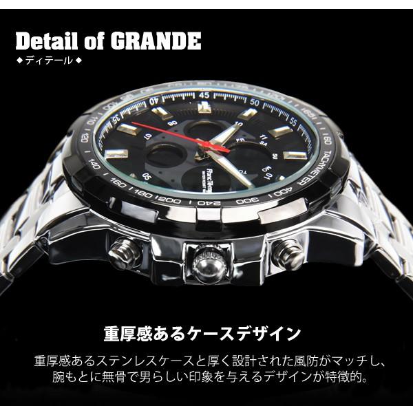 Franc Temps GRANDE 腕時計 メンズ
