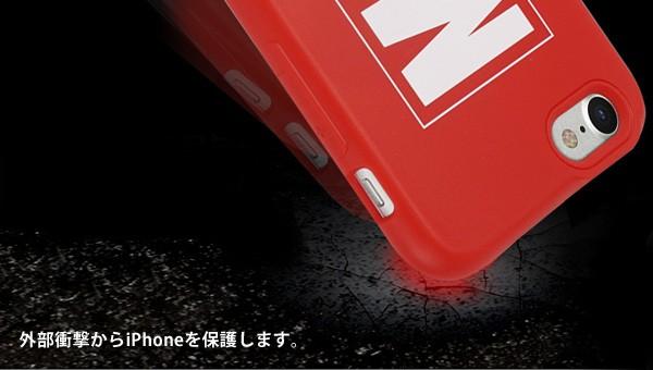 iPhone7 MARVEL Slim Protecter マーベルプロテクター iPhone7ケース