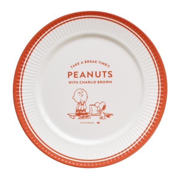 ピーナッツ メラミンプレート PEANUTS MELAMINE PLATE お皿 スヌーピー チャーリーブラウン ルーシー メール便OK|sincere-inc|07