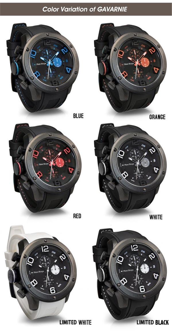 Franc Temps/フランテンプス Gavarnie/ガヴァルニ 腕時計 メンズ腕時計