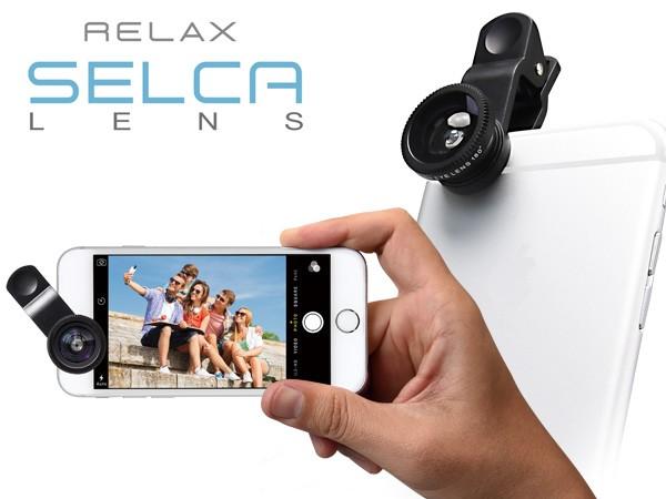 RELAX  SELCA LENS/セルカレンズ 自撮りレンズ