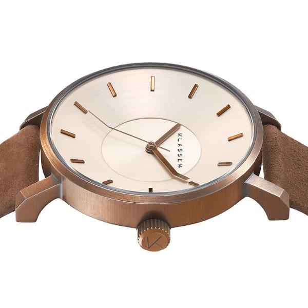 KLASSE14 Volare Vintage gold レザーベルト 36mm 42mm レディース メンズ 腕時計