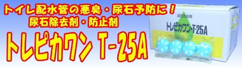 トレピカワンT25A