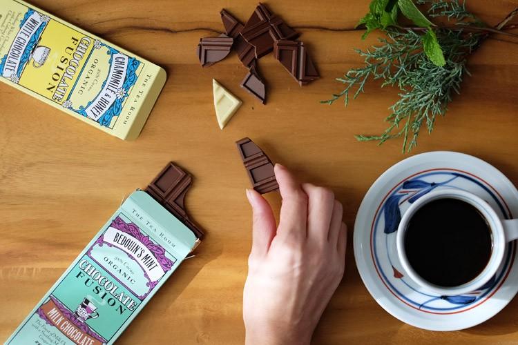 The Tea Room Organic Chocolates ティールーム オーガニックチョコレート