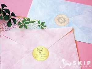 招待状の封筒は絶対使いたいポイント!