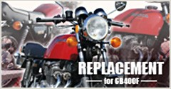 REPLACEMENT for CB400F