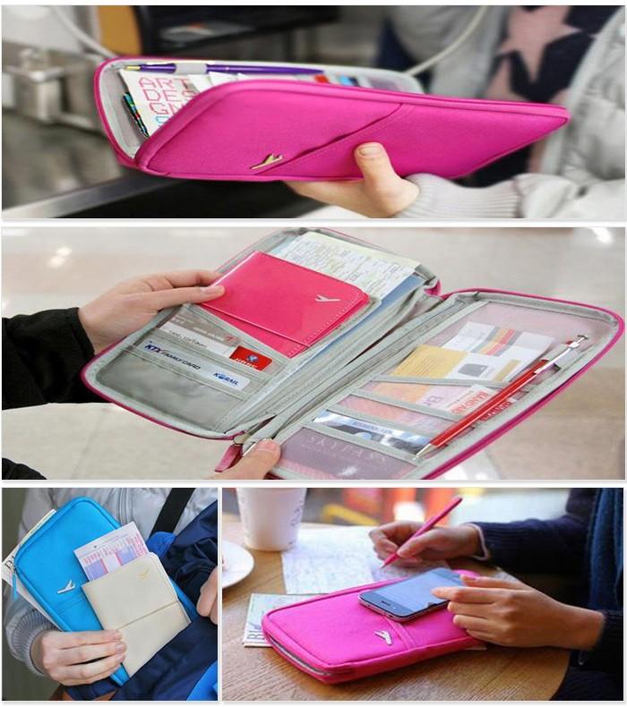パスポートケース(7色)