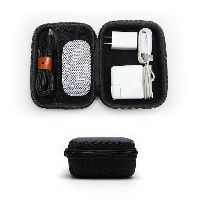 充電器バッテリーポーチ セミハード
