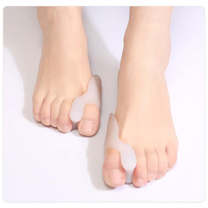 外反母趾 矯正パッド 足指 保護
