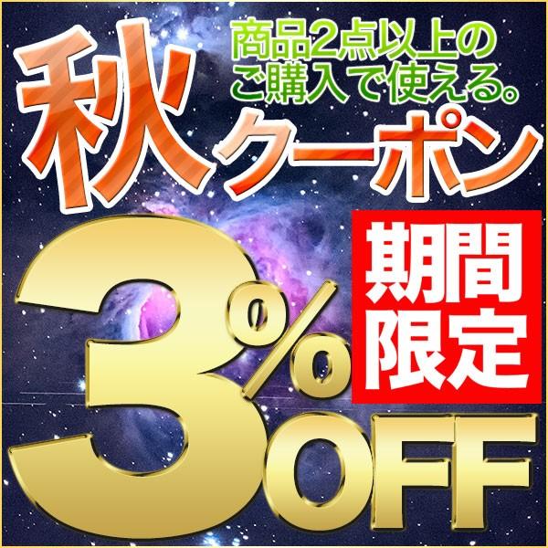 期間限定☆秋クーポン登場!!秋も複数購入がお得!